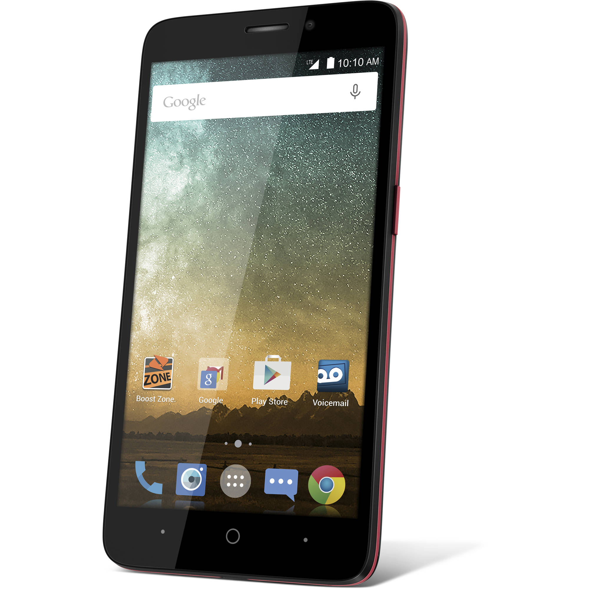 our zte legacy smartphone much does the