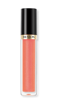 Revlon Super Lustrous Lip Gloss Moisturizing Shine Pango Peach