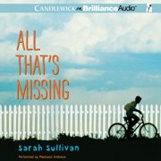 All That's Missing - Audiobook