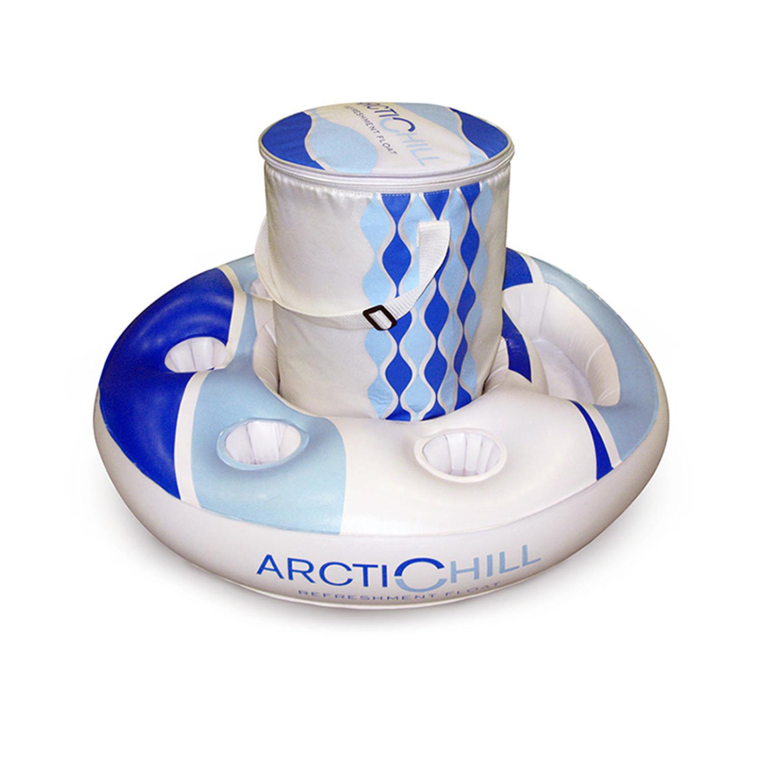 """30"""" Arctic Chill Inflatable Swimming Pool Refreshment Float by Swim Central"""