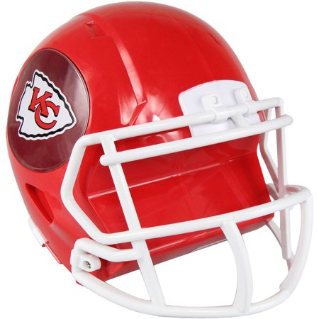 Forever Collectibles NFL Mini Helmet Bank, Kansas City Chiefs