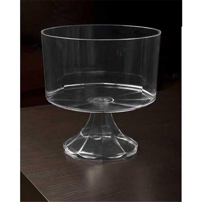 Yoshi-Ware EMI-ETBC Party Tray Essentials Trifle Bowl, 120 oz.