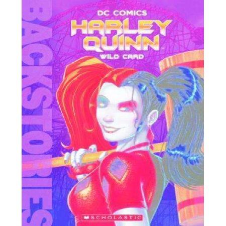 Harley Quinn : Wild Card - Harley Quinn Birthday Card