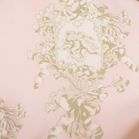 Cotton Tale  Lollipops Pink Floral Reversible 5 PC Twin Quilt (Cotton Tale Lollipops And Roses Mosquito Net)