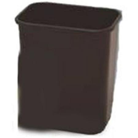 2818BE Wastebaskets Beige 28.12 Quart - image 1 of 1