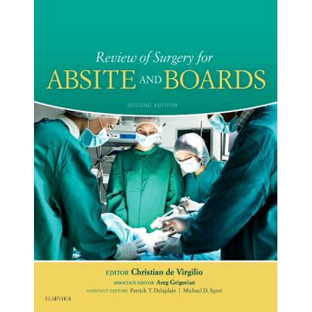 Review of Surgery for ABSITE and Boards E-Book - eBook
