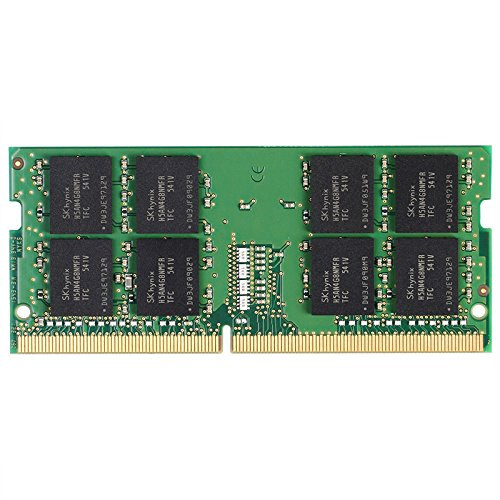Kingston 16GB Module - DDR4 2400MHz - 16 GB - DDR4 SDRAM - 2400 MHz DDR4-2400/PC4-19200 - 1.20 V - Non-ECC - Unbuffered - 260-pin - SoDIMM