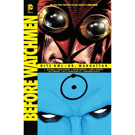Before Watchmen: Nite Owl/Dr. Manhattan](Watchmen Night Owl)