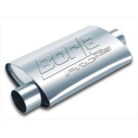 BORLA 40357 2. 25 inch Inlet Muffler