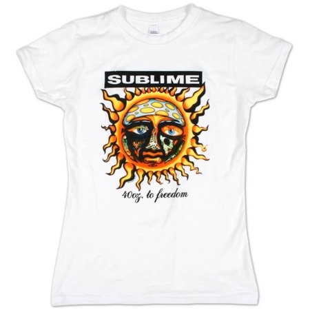 Women's: Sublime - 40 oz. To Freedom Apparel Womens T-Shirts -