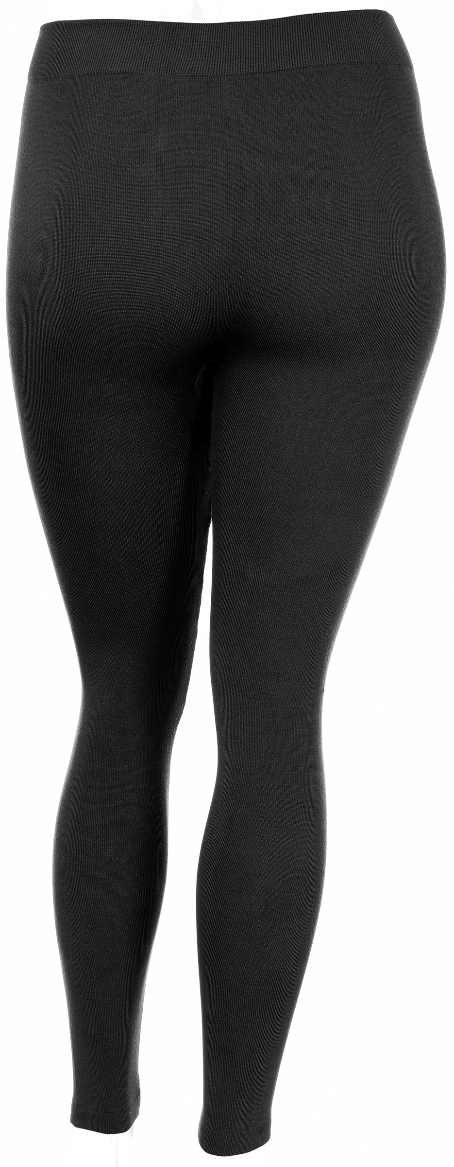 Womens Plus Size Fleece Lined Leggings Luxuriously Soft Silky Smooth 3 Pack