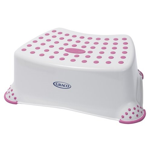Parent's Choice Step Stool, Pink