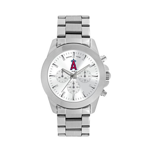 Gametime Women's Game Time Knockout Series MLB Los Angeles Angels (One Size), stainless steel