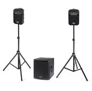 Samson Auro D1228 Performer Pack PA System