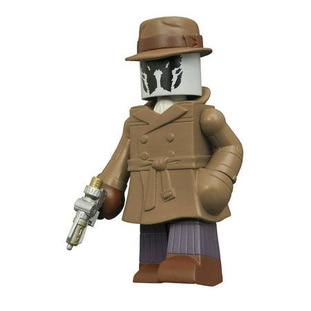 Diamond Select Toys Watchmen Vinimates Rorschach Vinyl Figure (Rorschach Watchmen)