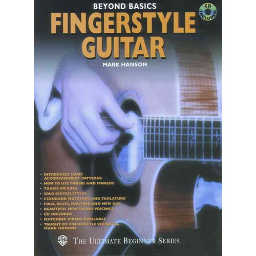 Beyond Basics Fingerstyle Guitar