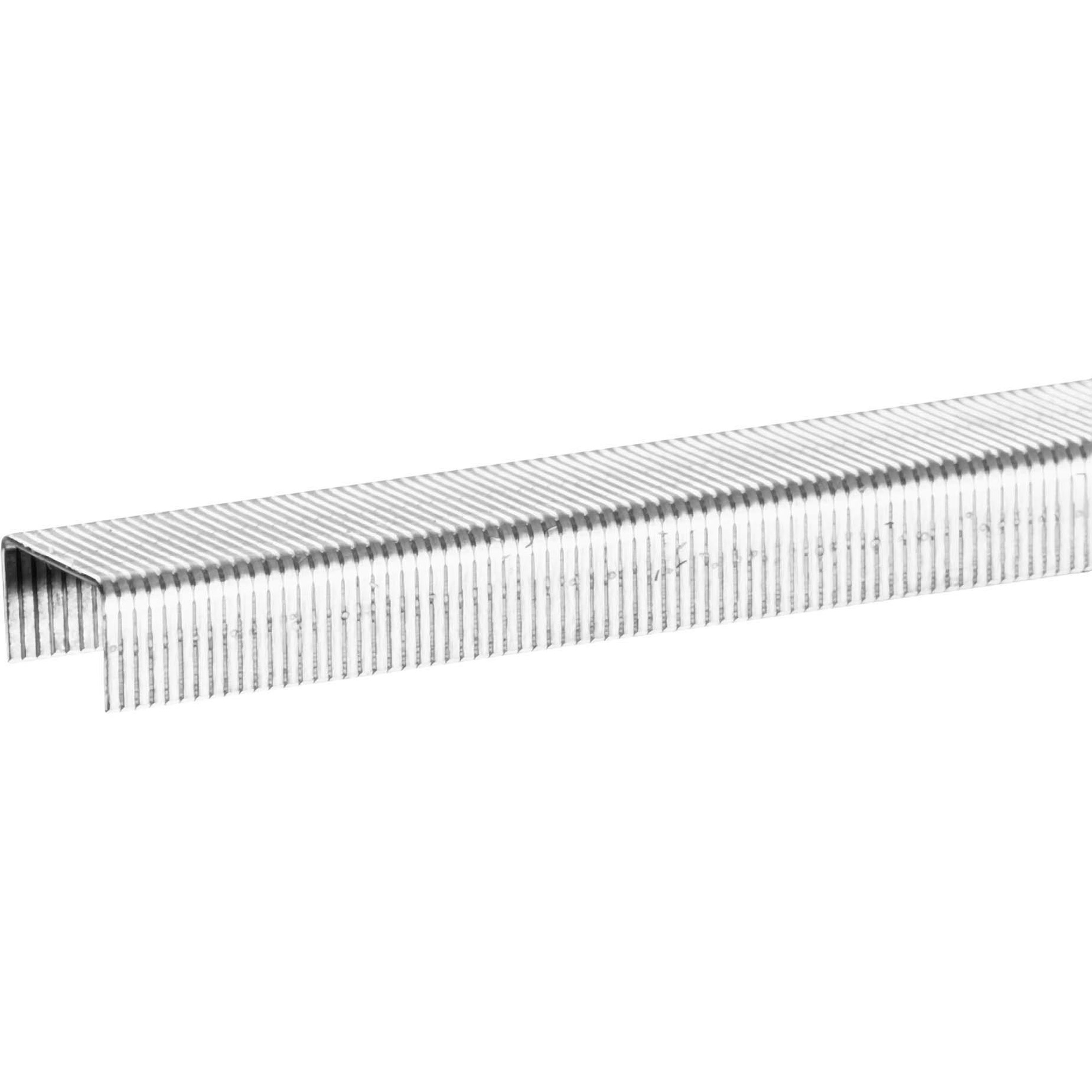 Swingline, SWI35314, SF13 Heavy-duty Chisel Point Staples, 1000 / Box, Silver