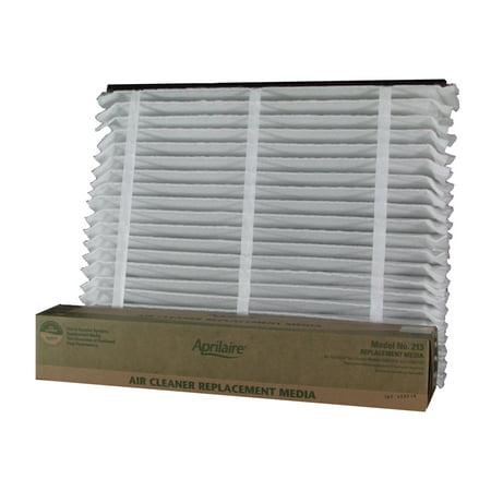 Aprilaire Oem Air Cleaner Media 213   3 Pack Special
