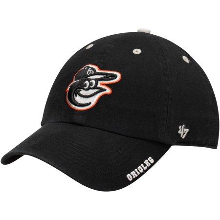 Baltimore Orioles '47 Ice Clean Up Adjustable Hat - Black - OSFA](Baltimore Ravens Hats)