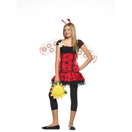 Costumes For All Occasions UA48012TSD Daisy Bug Teen sm Medium for $<!---->