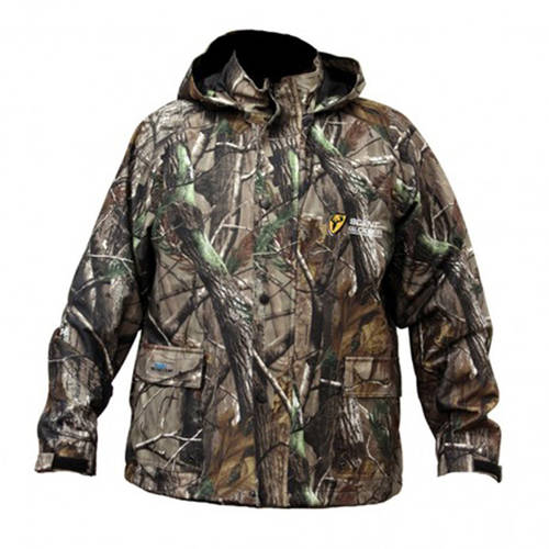 Men's Drencher Insulated Jacket ScentBlocker, Realtree Xtra, Available in Multiple Sizes by Generic