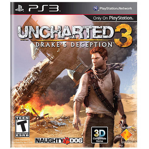 Uncharted 3: Drake'S Deception (PS3) - Pre-Owned