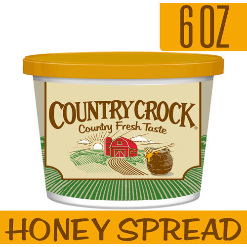 Country Crock Honey Flavored Spread, 6 oz