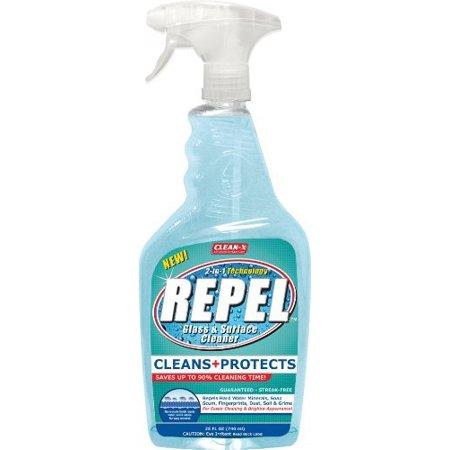 how to clean glass streak free