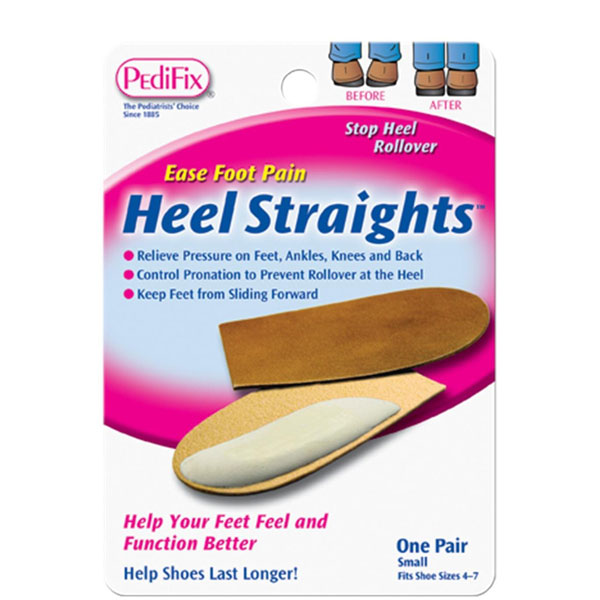 Heel Straights - Small