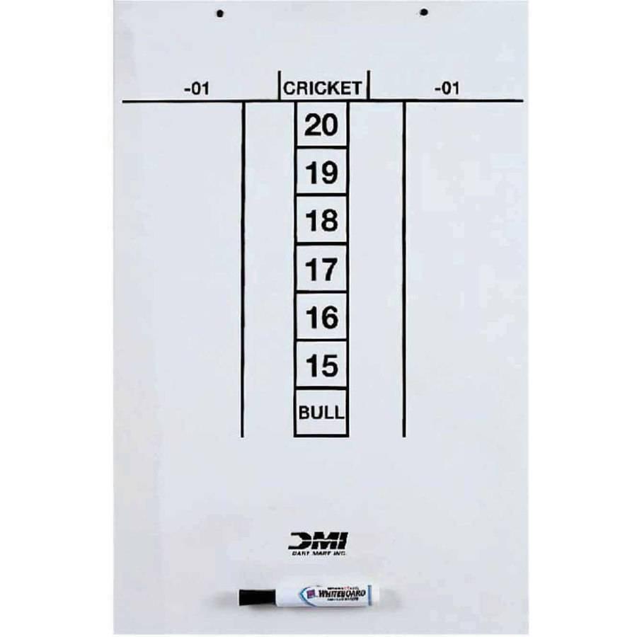 DMI Scoreboards Dry Erase Board