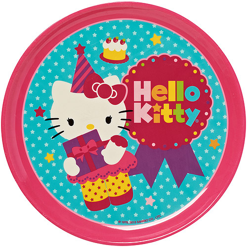 Hello Kitty Serving Platter, Party Supplies