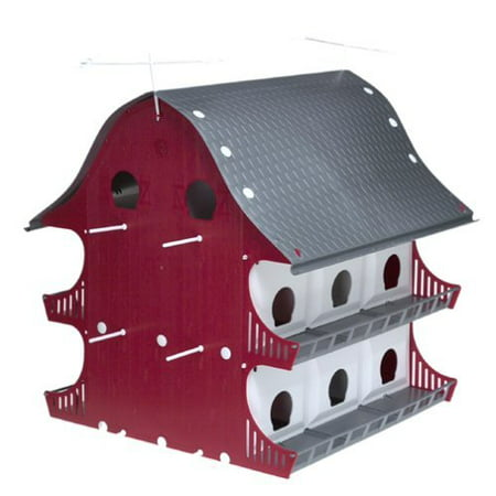 (16 Family Purple Martin Barn)