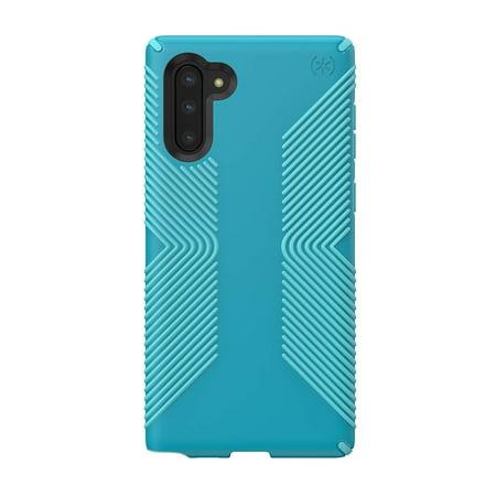 Speck Products 980219150 Presidio Grip Samsung Galaxy Note 10 Case, Bali Blue/Skyline Blue
