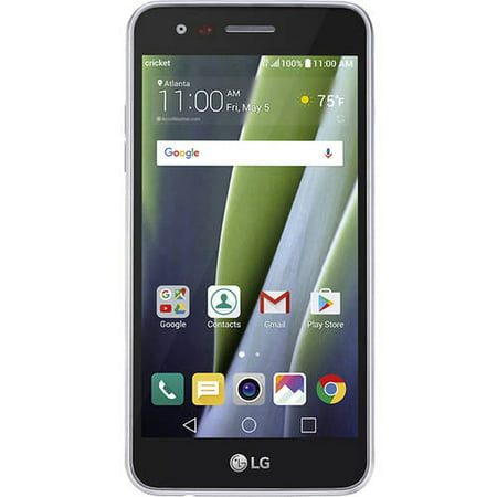 Cricket Lg Risio 2 Smartphone With Touchscreen
