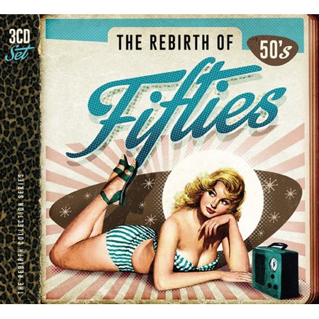 Rebirth of Fifties (Digi-Pak)](Fifties Rock)