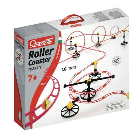 Quercetti - 6435   Skyrail Marble Run Roller Coaster - image 4 of 4