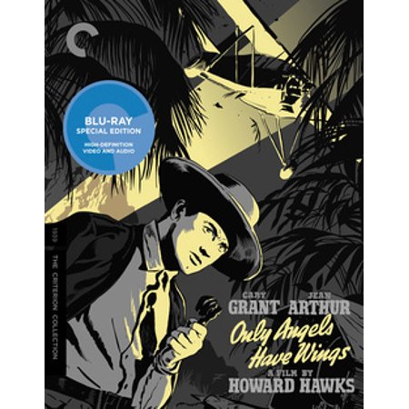 Only Angels Have Wings (Blu-ray) (Angel Wing Collection)