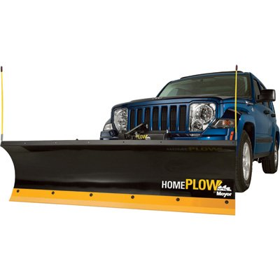 "6'8"" Length/22"" Height Hydraulic Lift with Wired and Wireless Control and Auto Angle Home Plow"