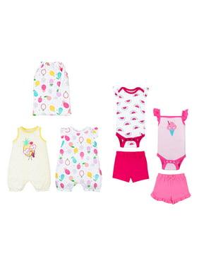 9092d947d Baby Girls Outfit Sets - Walmart.com