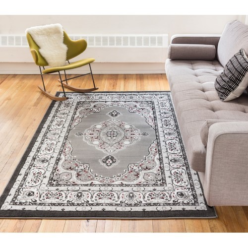 Well Woven Dulcet Isfahan Medallion Traditional Area Rug