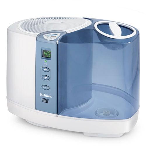 Large Room Humidifiers >> Holmes Large Room Cool-Mist Humidifier - Walmart.com