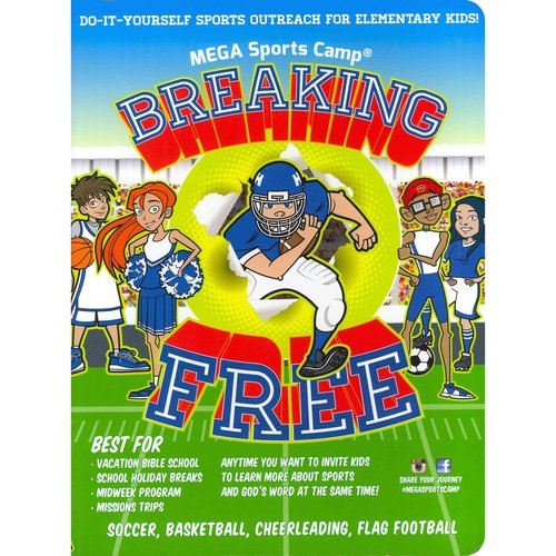 Mega Sports Camp Breaking Free