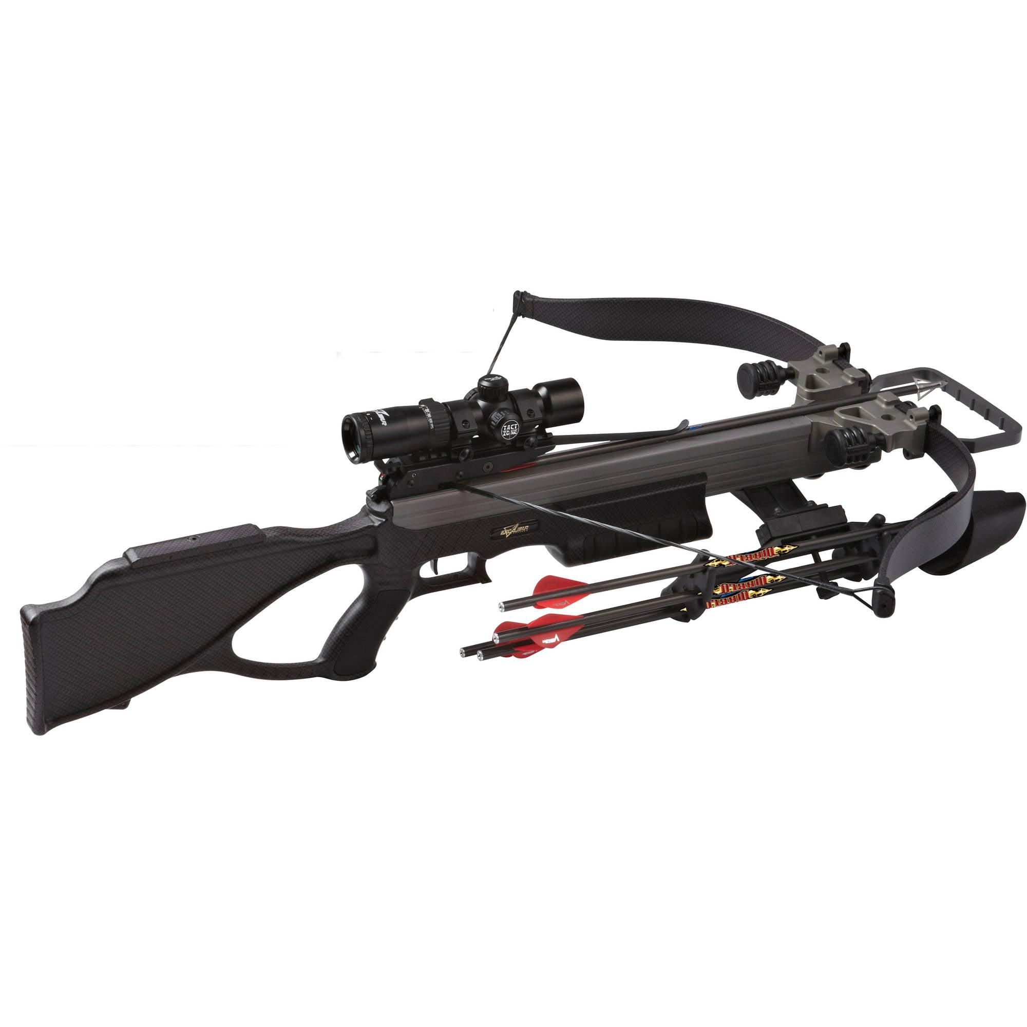 Excalibur Matrix 380 260 lb Crossbow Package