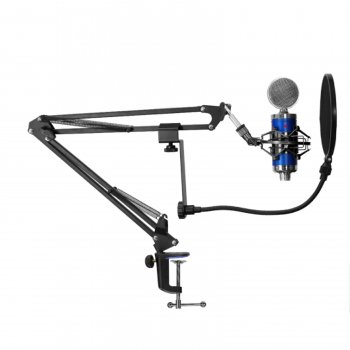 Usb Microphone Package - Technical Pro Professional USB Condenser Microphone Starter Package