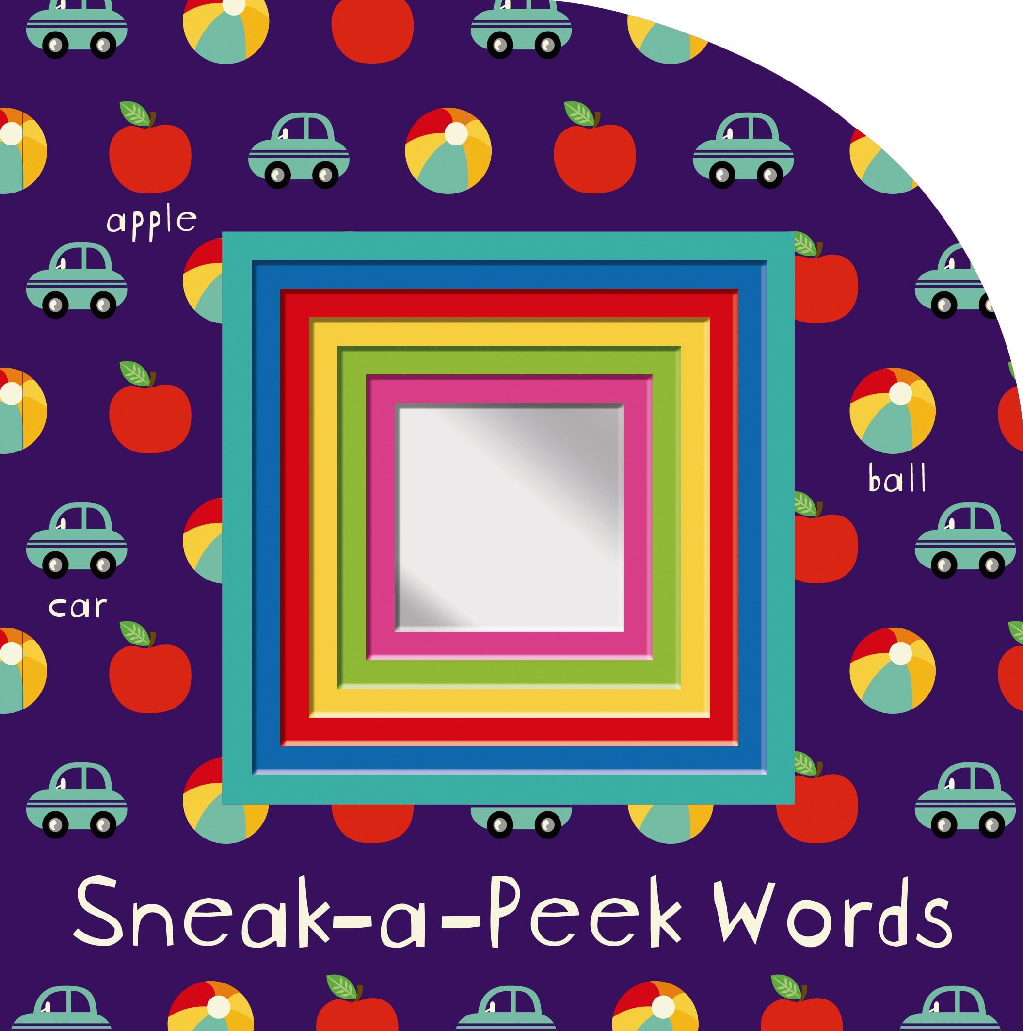 Sneak-a-Peek: Words