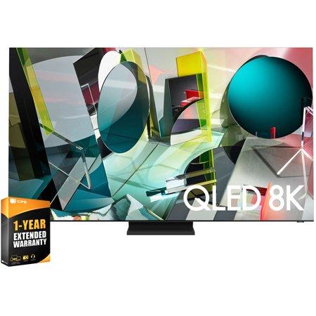 Samsung QN65Q900TSFXZA 65inch Q900TS QLED 8K UHD HDR Smart TV 2020 Bundle with 1 Year Extended Warranty(QN65Q900TS 65Q900TS 65Q900 65 TV)
