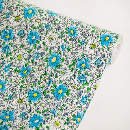 The Ocean of Bloom-2 - Self-Adhesive Wallpaper Home Decor(Roll)