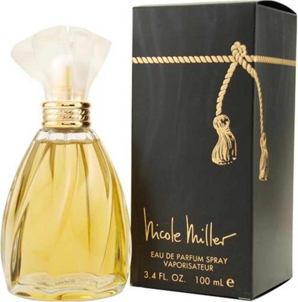 Nicole Miller For Women. Eau De Parfum Spray 3.4 oz