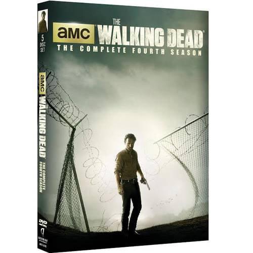 The Walking Dead: The Complete Fourth Season (DVD + VUDU Digital Copy)
