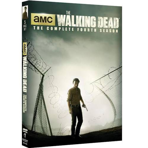 The Walking Dead: The Complete Fourth Season (DVD + VUDU Digital Copy)